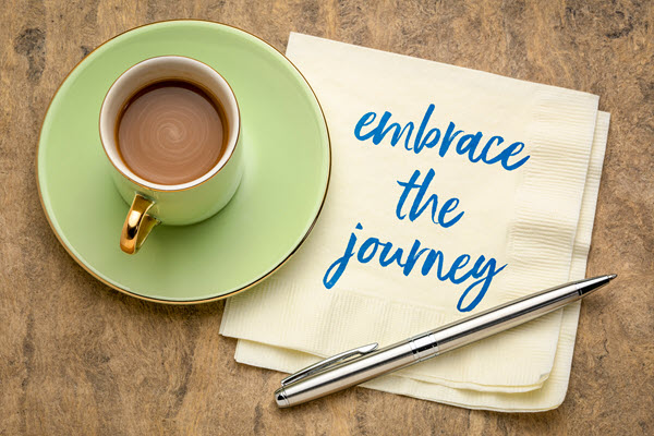 Embrace the journey-fc